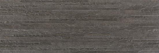 Keramische wandtegel Bay Antracite decor 40x120