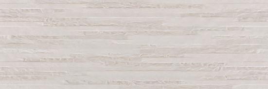 Keramische wandtegel Bay White decor 40x120