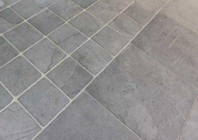 Natuursteen tegel Vietnamees Hardsteen geschuurd