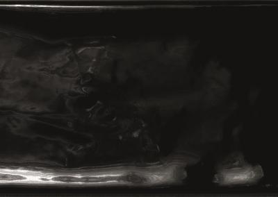 Wandtegel Alf Negro glans 7,5x15