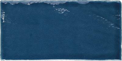 Wandtegel Craquele ocean 75x15
