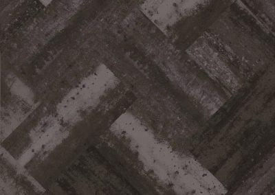 Wandtegel Heritage-Black-Decor 20x20